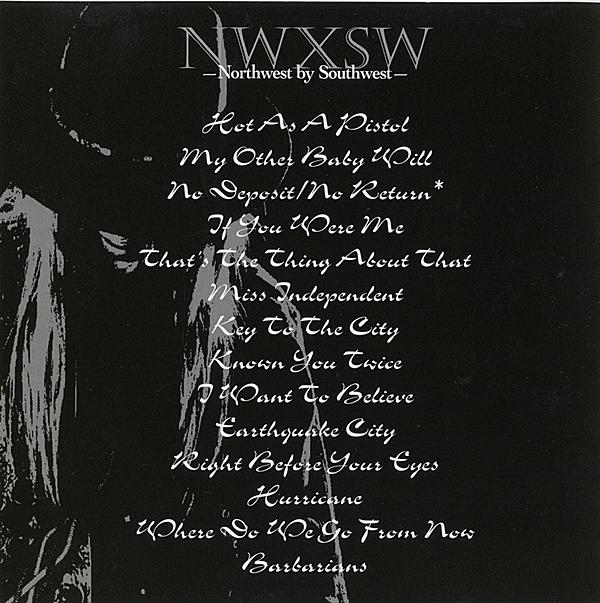 NWXSW - Album by Rusty Reid, original music, singer songwriter